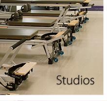 Pilates Italia studios