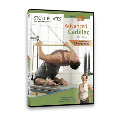 Pilates DVD Equipment-Based