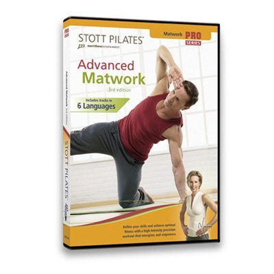 Pilates DVD Mat-Based