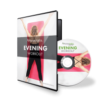 DVD Pilates: Matwork Evening Workout (Italiano)