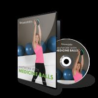 DVD Pilates Matwork with Medicine Balls (Italiano)