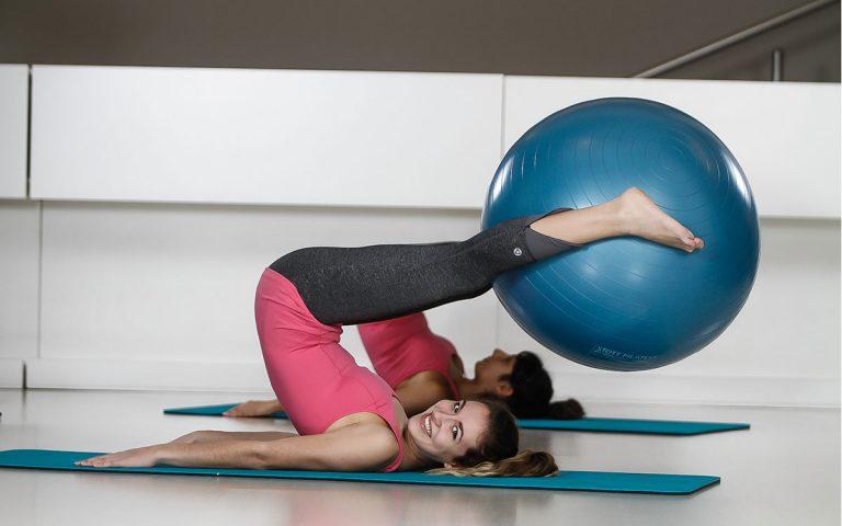 Pilates a corpo libero