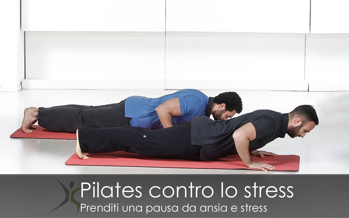 Pilates contro ansia e stress