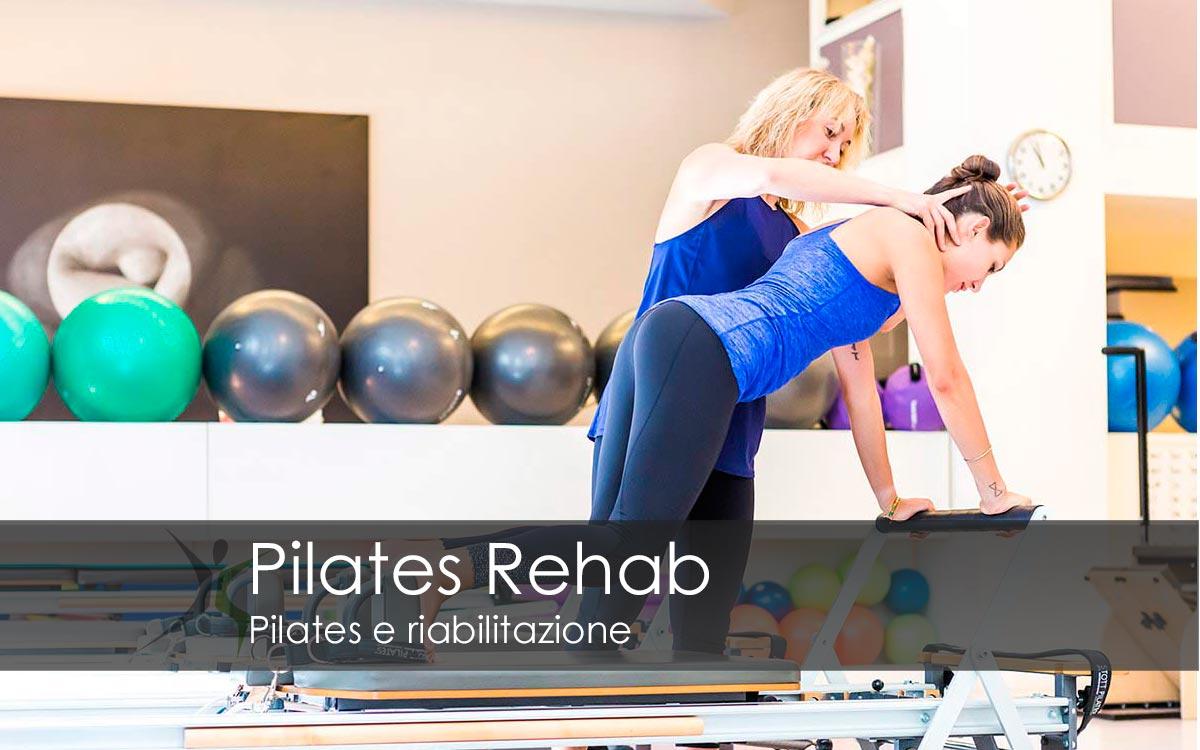 Pilates e riabilitazione