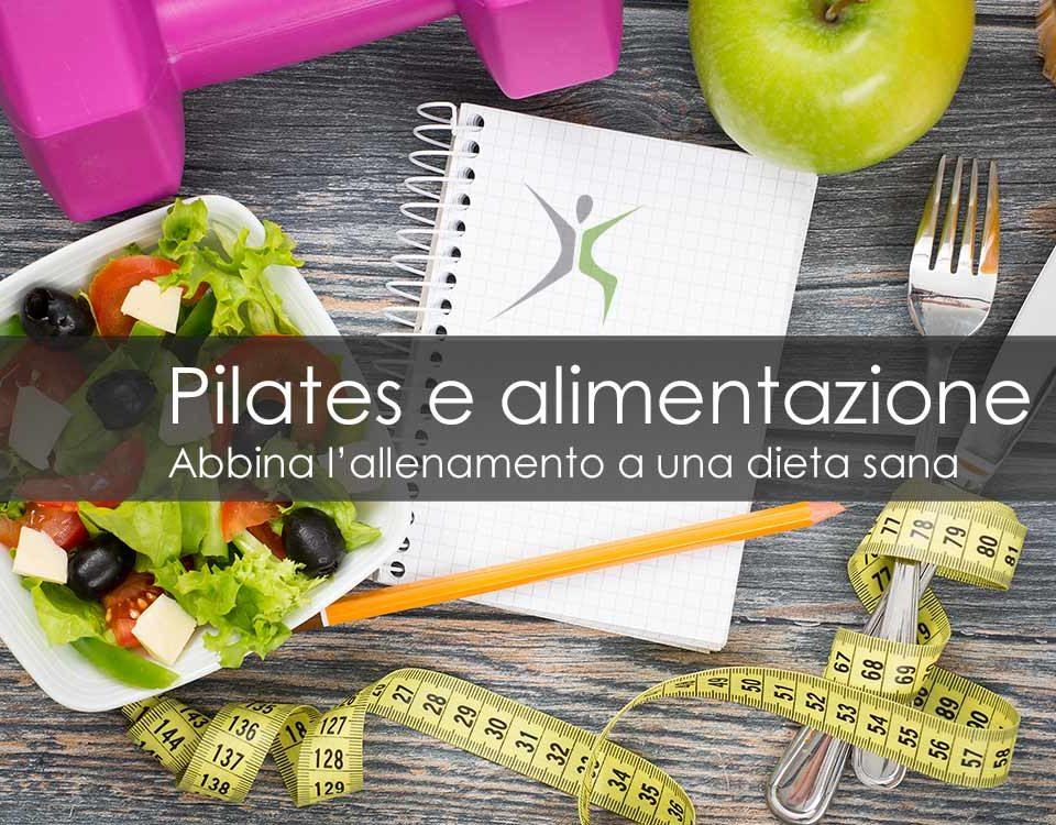 Pilates e alimentazione