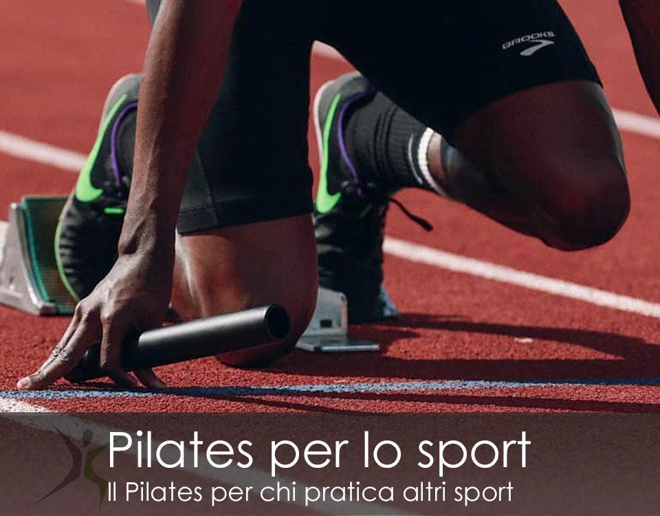Pilates per chi pratica altri sport