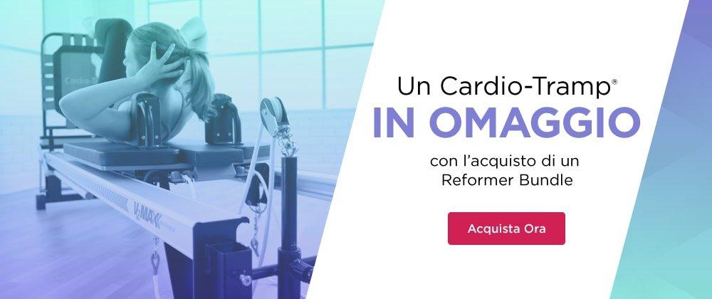 OFFERTA REFORMER PILATES Cardio
