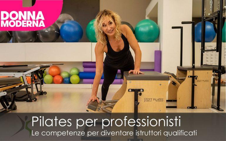 Pilates Italia Donna Moderna: il Pilates per professionisti