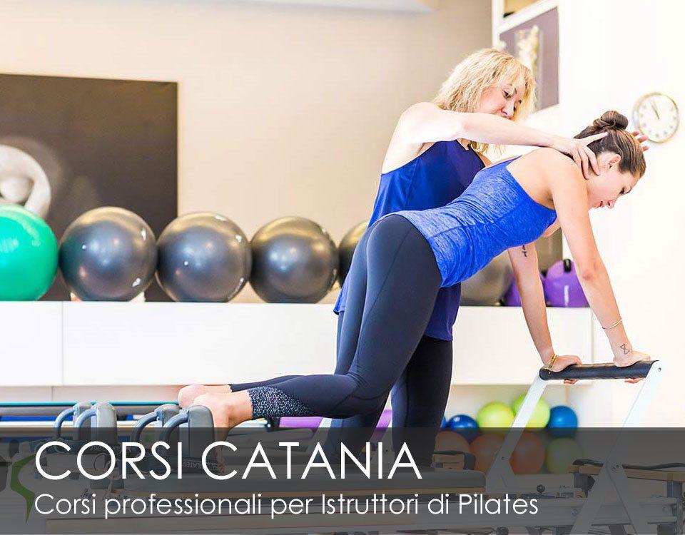 Scuola Formazione Istruttori Pilates Catania