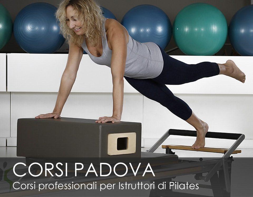 Scuola Formazione Istruttori Pilates Padova
