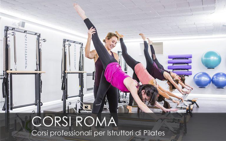 Scuola Formazione Istruttori Pilates Roma
