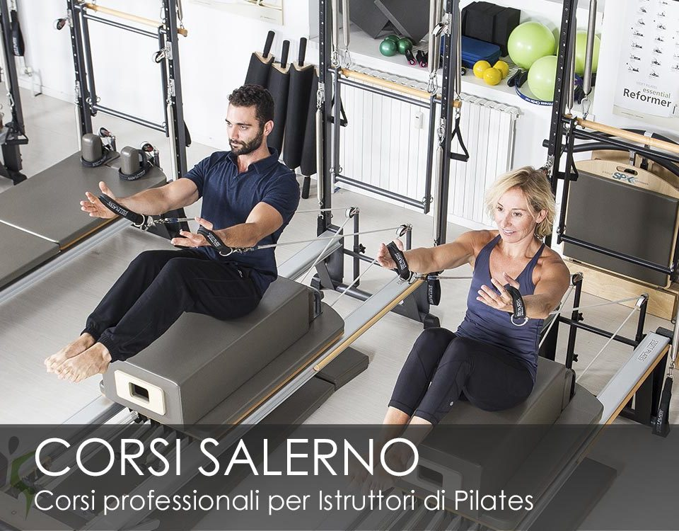 Scuola Formazione Istruttori Pilates Salerno