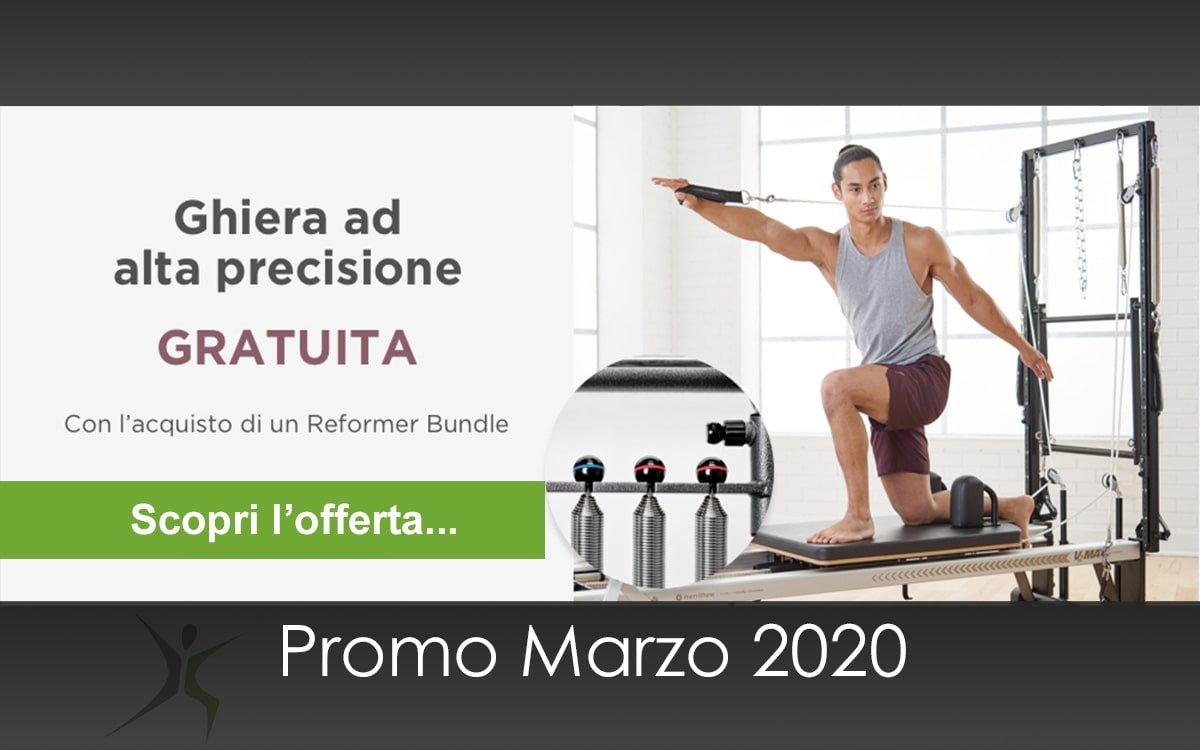 Reformer Pilates Offerta 2020-03: Ghiera omaggio