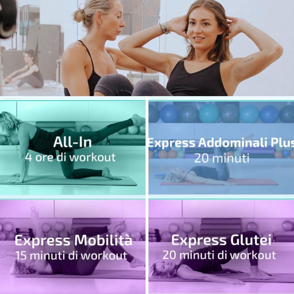 Pilates Training online