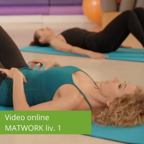 Video Pilates Online livello 1