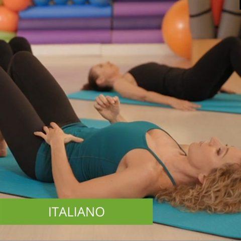 Pilates Online [Video in Italiano]