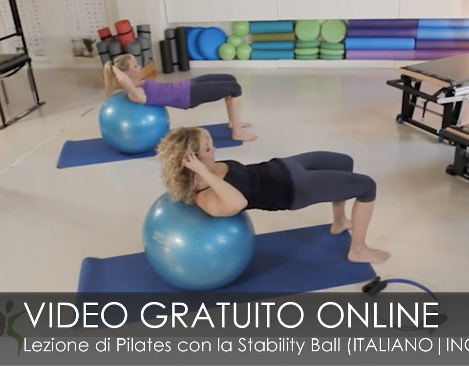 Pilates Video Gratuito Online