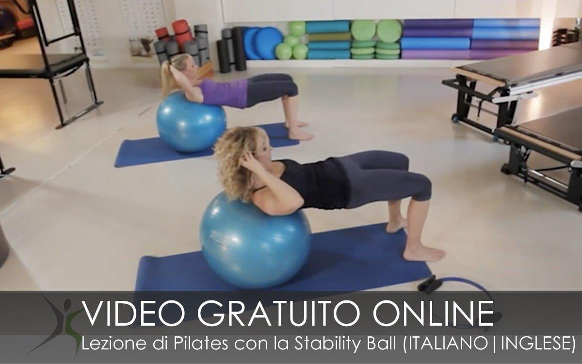Pilates Video Gratuito Online