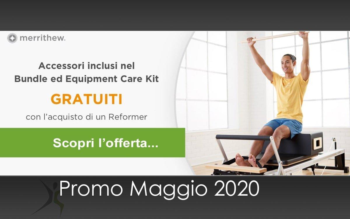 Promo Reformer Maggio