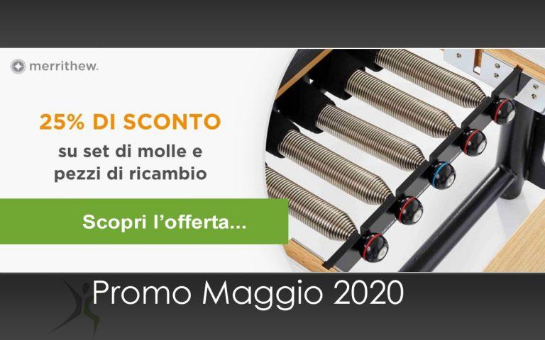 Promo ricambi Maggio