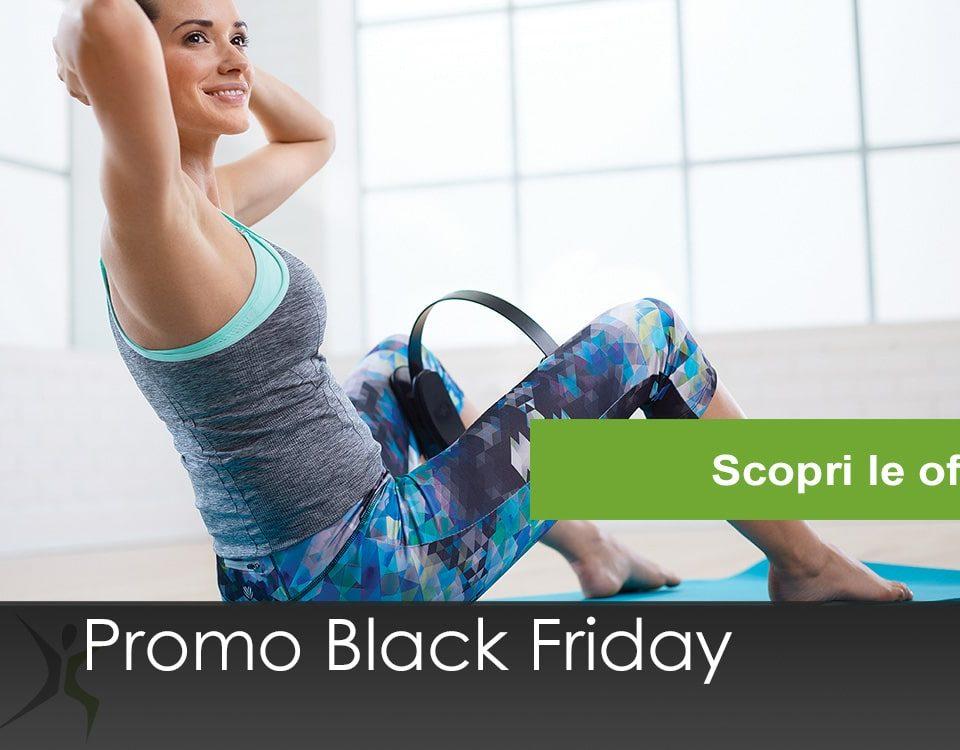 Promo Attrezzi Pilates Black Friday