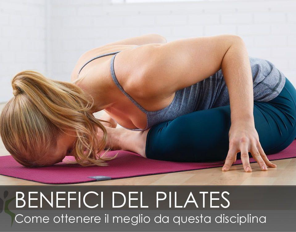 Benefici del Pilates