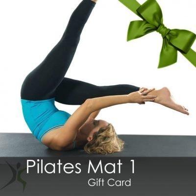 Pilates Online GiftCard MAT1